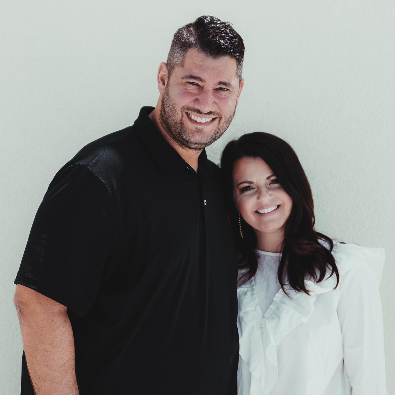 Josh and Natasha Carter