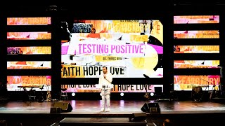 Testing Positive | Jim Raley
