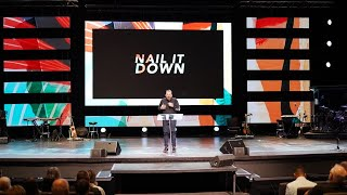 Nail It Down | Jim Raley