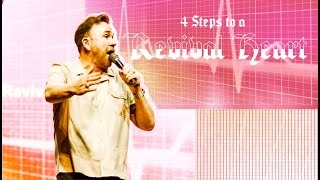 4 Steps to a Revival Heart | Jim Raley