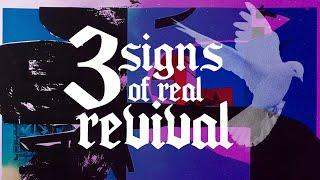 3 Signs of Real Revival | Jim Raley