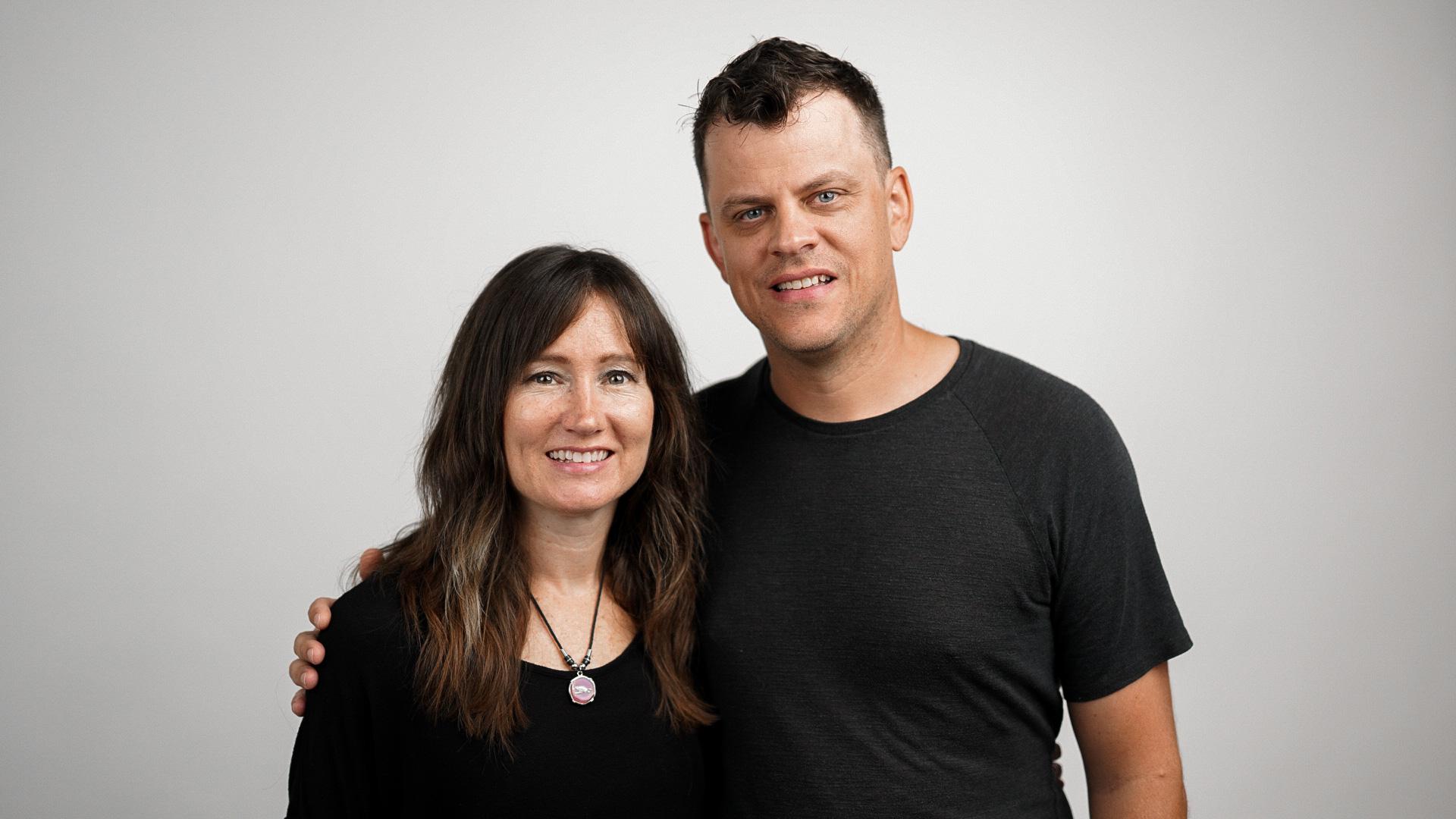 Ronnie & Jennifer Woods