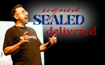 Signed, Sealed, Delivered   Jim Raley