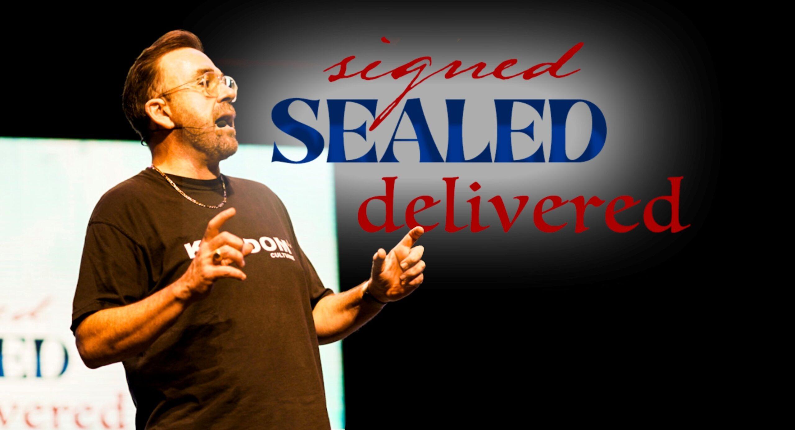 Signed, Sealed, Delivered | Jim Raley