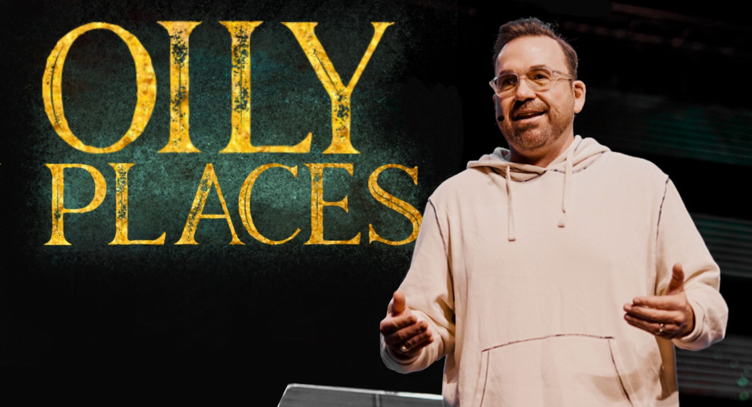 Oily Places | Jim Raley